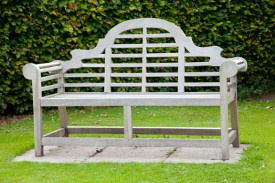 Ornate-Garden-Bench