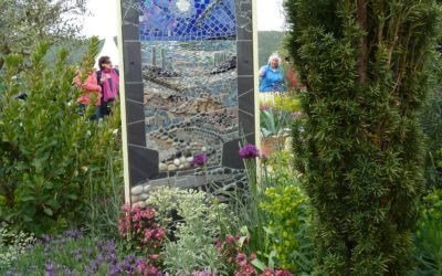 Malvern 2013 – 'Return to the Med' Show Garden