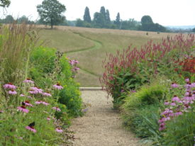 Broughton-Grange-Path-in-Meadow