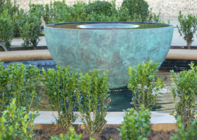 Bronze Water Feature