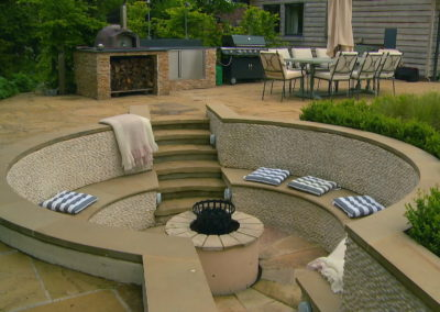 New design - fire pit