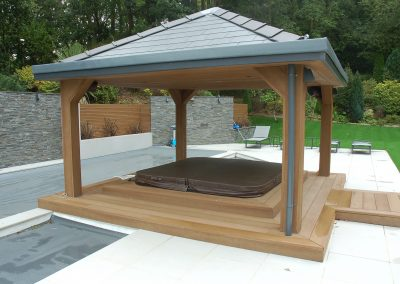 New Design - Hot Tub